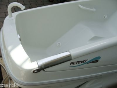 Ferno recline-a-bath two hydrotherapy therapy whirlpool