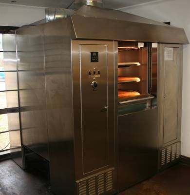 Pizza Oven Rotoflex Rotating Deck Slightly Used