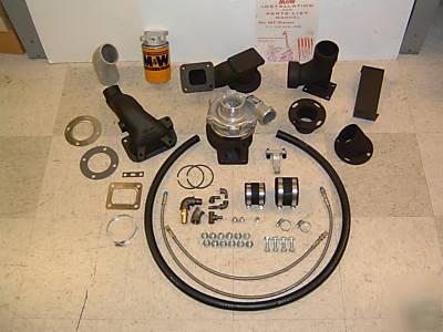 M Amp W Turbo Kit Ih Farmall 806 856 Diesel