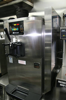 Taylor soft serve C707-25 single ice cream machine