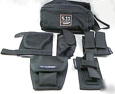 Backup belt system