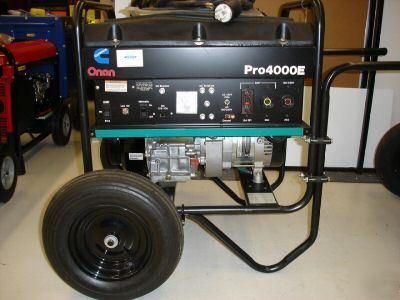 Onan 30ek generator parts used