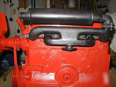Reconditioned ford 600 800 900 tractor engine motor