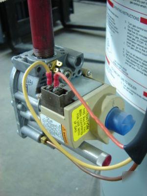 Hydrotherm Multi Pulse Am 150 High Eff Gas Boiler